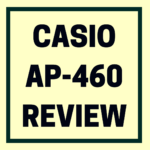 Casio AP-460 review