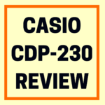 Casio CDP-230 review
