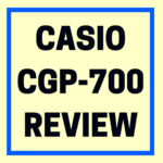 Casio CGP-700 review