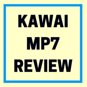 Kawai mp7 review digital piano review guide for Yamaha cp4 weight