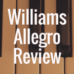 Williams Allegro 88-key digital piano review