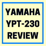 Yamaha YPT-230 review