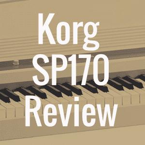 Korg SP170 Review