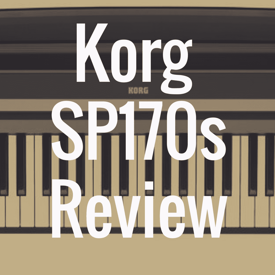 Korg SP170s Review