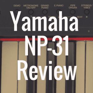 Yamaha NP-31 Review