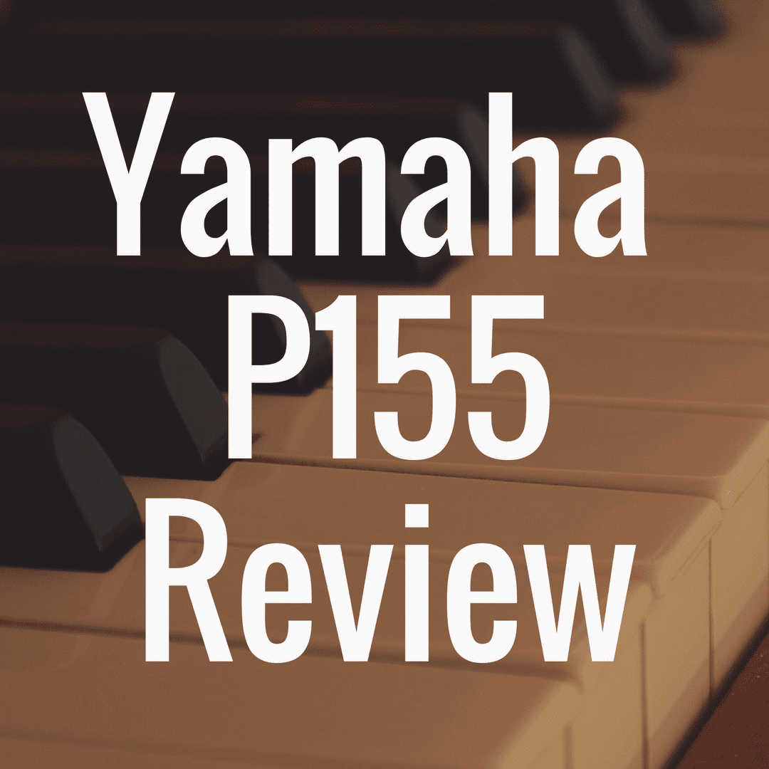 Yamaha P155 Review