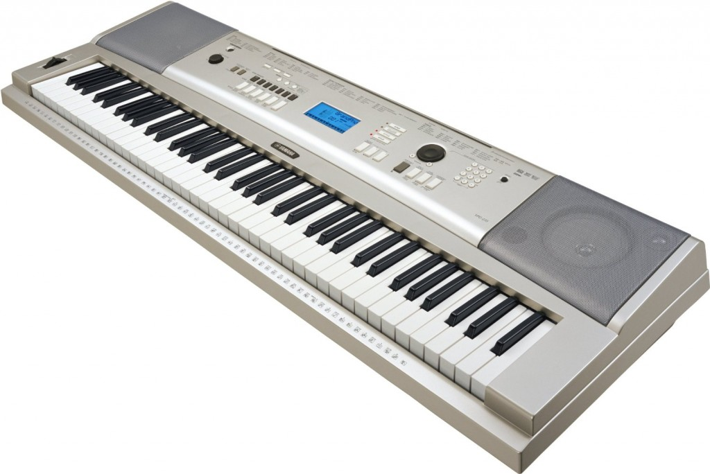 Yamaha ypg 235 review digital piano review guide for Ypg 235 yamaha