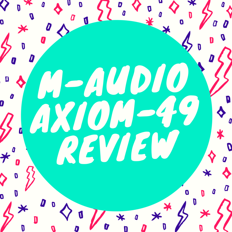 M-Audio Axiom 49 review