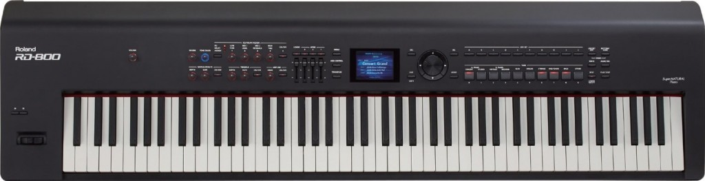 Roland 800 piano