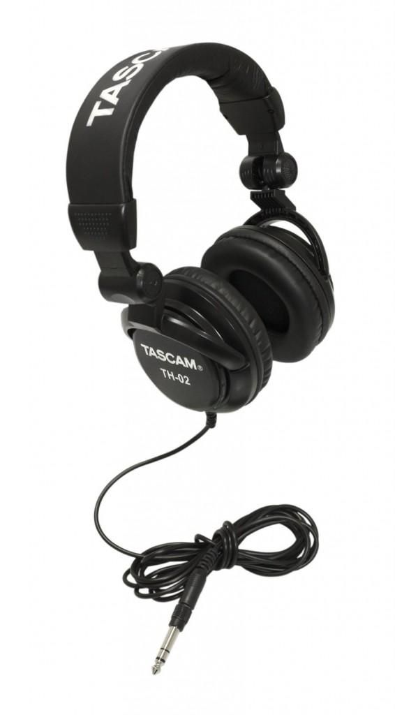 Tascam headphones