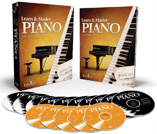 Learn and Master Piano Software
