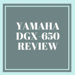 Yamaha DGX 650 review