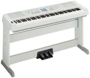 Yamaha dgx 660 review digital piano review guide for Yamaha 650 piano