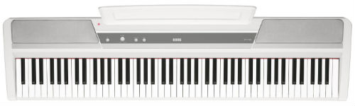 Korg SP170s piano in white