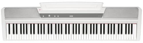 Korg SP170s piano in white