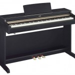 Yamaha ydp142 review digital piano review guide for Yamaha dgx 650b review