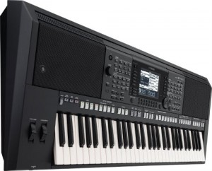 Yamaha PSR S750 workstation