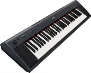 Is the Yamaha NP-11 one of the better digital pianos for a beginner to use?