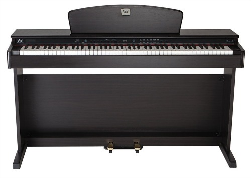 williams rhapsody review digital piano review guide. Black Bedroom Furniture Sets. Home Design Ideas