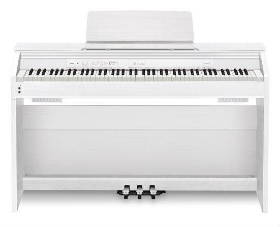 Casio PX 860 in white