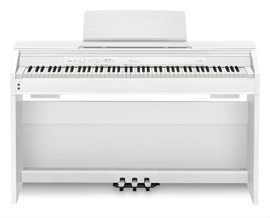 Casio PX 860 in white