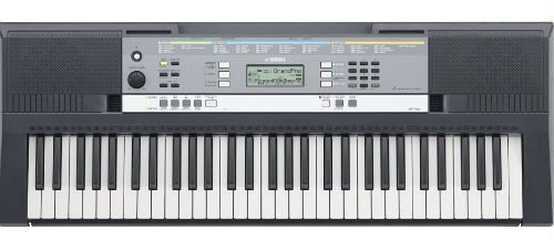 The Yamaha YPT 240