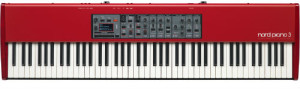 The Nord Piano 3, which will be shown at NAMM 2016