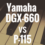 yamaha dgx 660 review digital piano review guide