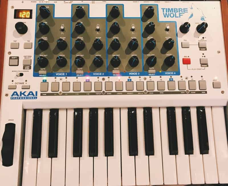 Akai Timbre Wolf review | Digital Piano Review Guide