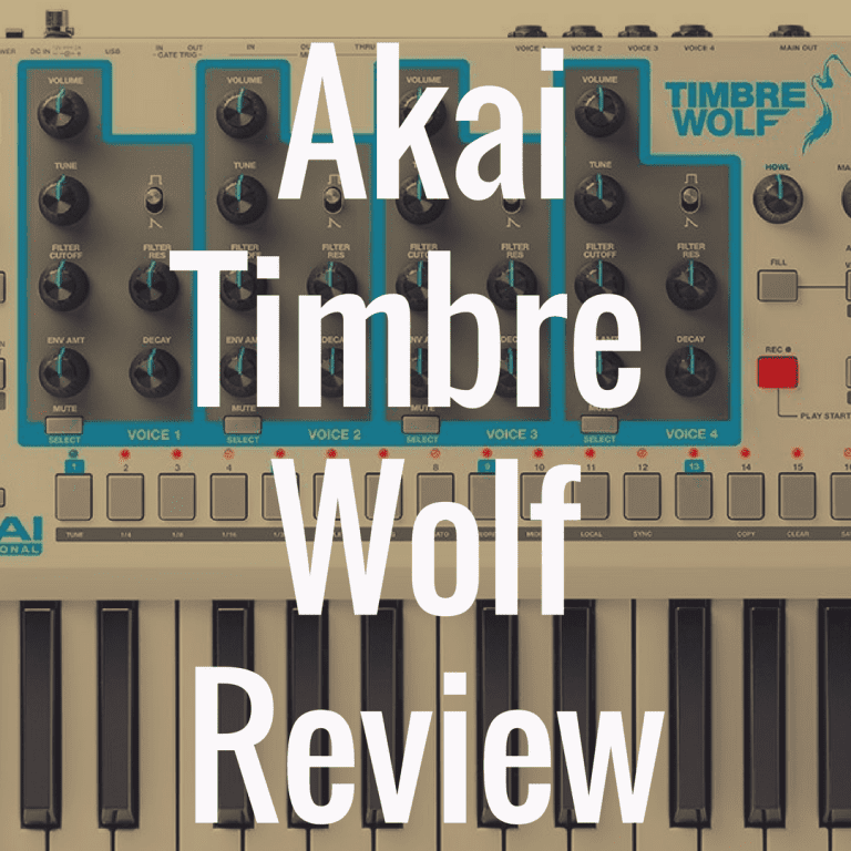 Akai Timbre Wolf review
