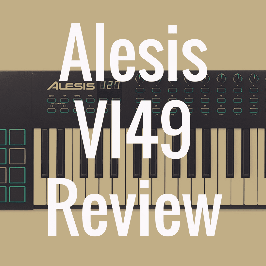 Alesis VI49 review