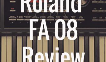 Roland FA-08 review