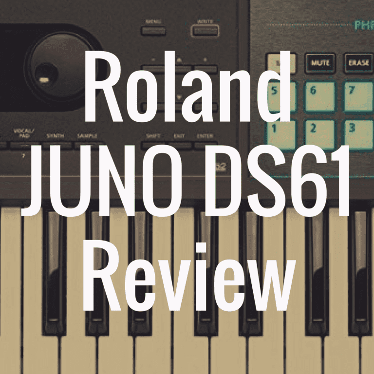 Roland JUNO DS61 review