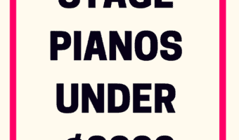 Digital Stage Pianos Under $2,000: Ranking the Best of the Best