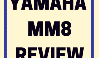Yamaha MM8 Review