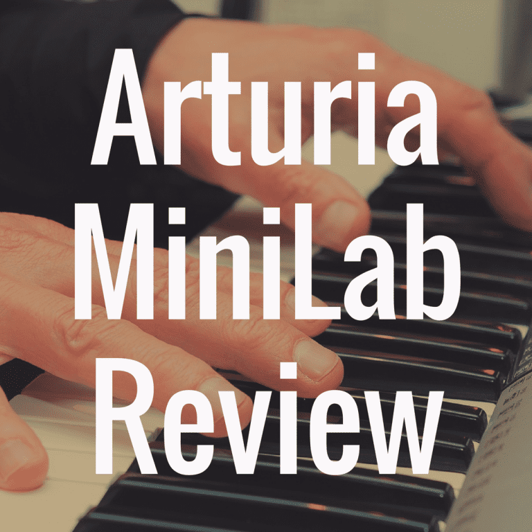 Arturia MiniLab review