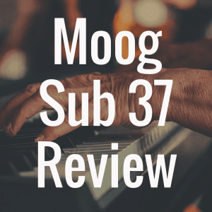 Moog Sub 37 review