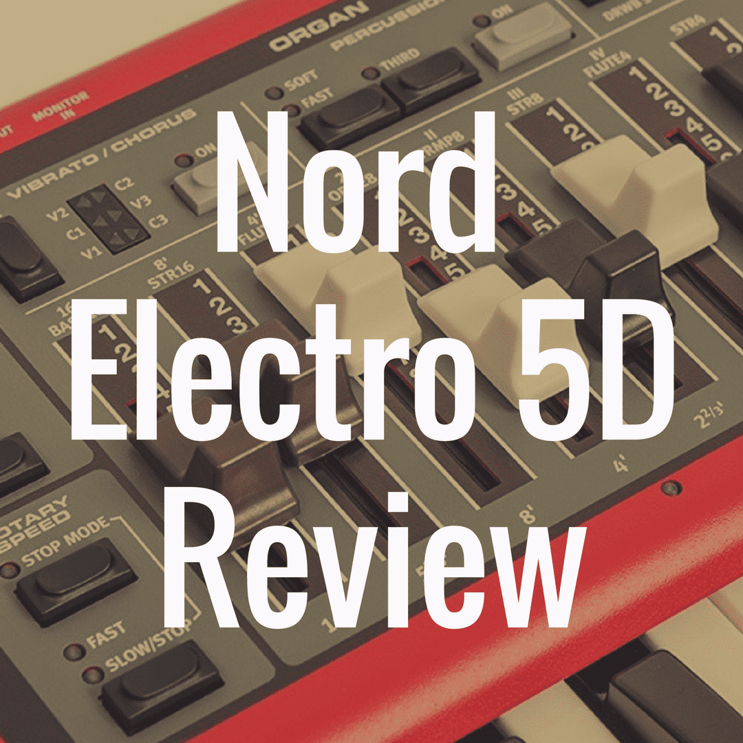 Nord Electro 5D review