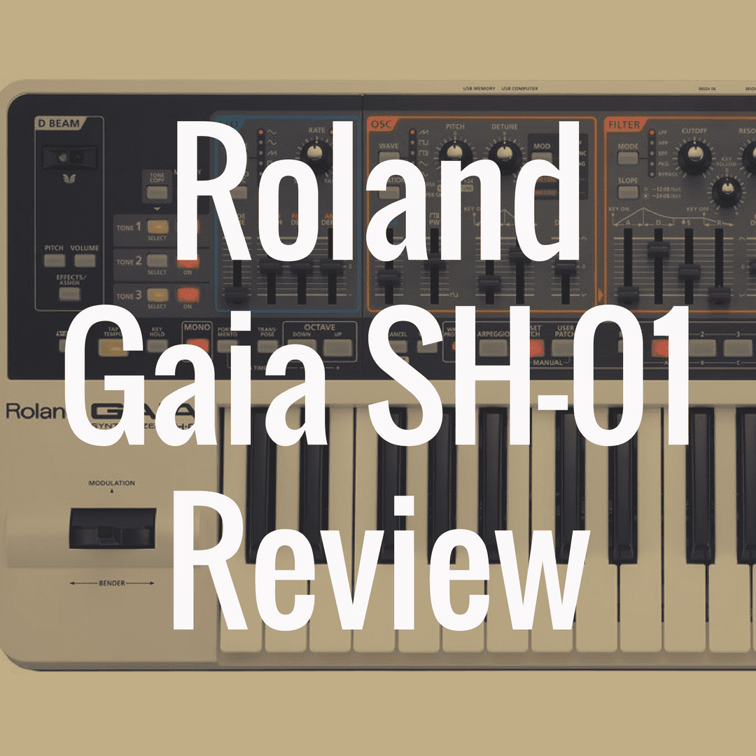 Roland Gaia SH-01 review
