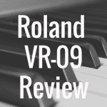 Roland VR-09 review