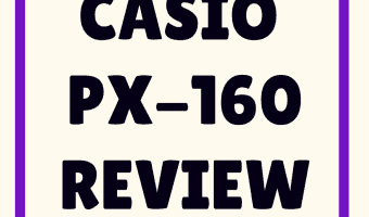 Casio PX-160 review