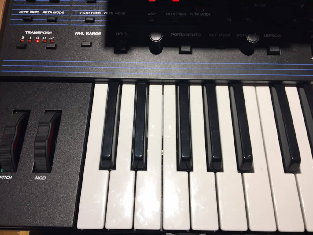 Close Up of the OB-6