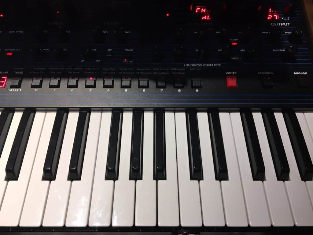 The OB-6 by Dave Smith