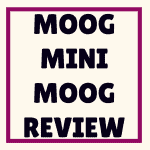 Moog MiniMoog Model D review