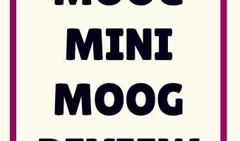 Moog MiniMoog Model D review