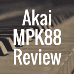 Akai MPK 88 review