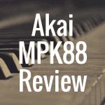 Akai MPK 88 review