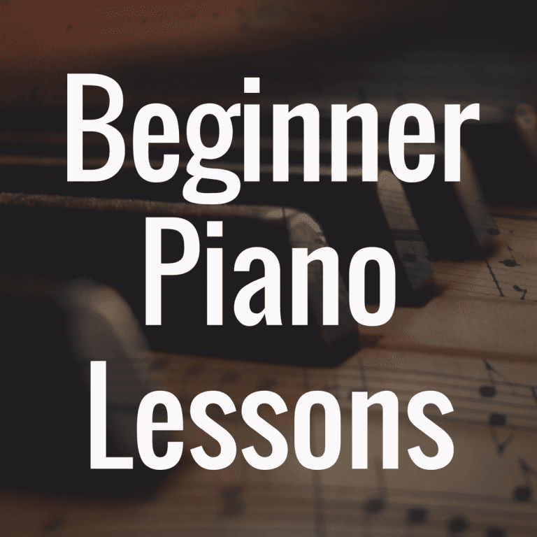 What Are the Best Beginner Piano Lessons?
