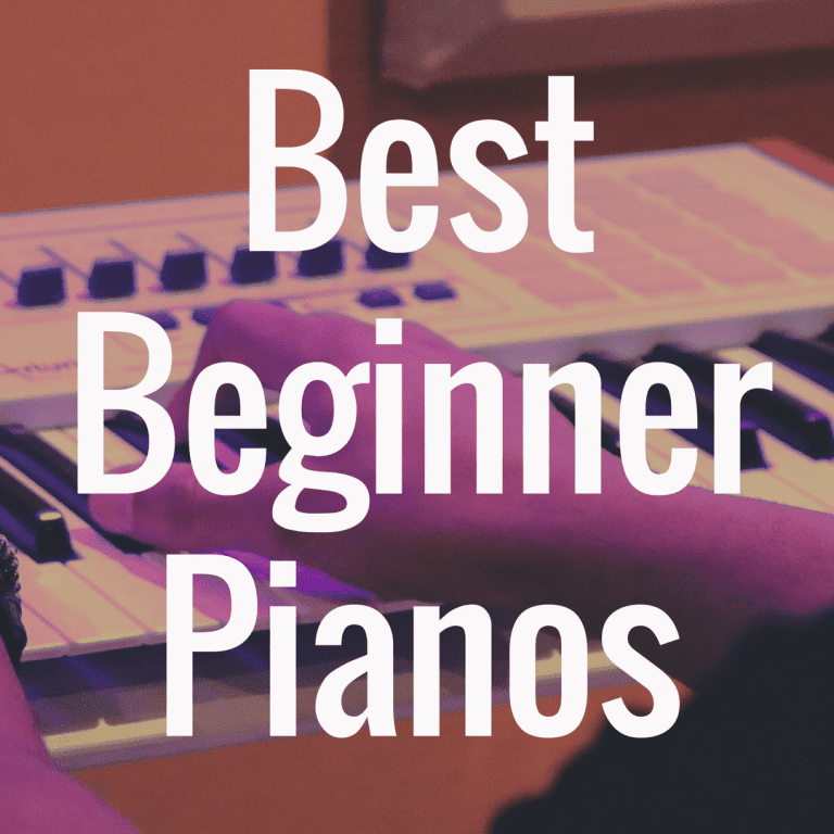 What's the Best Digital Piano For Beginners?