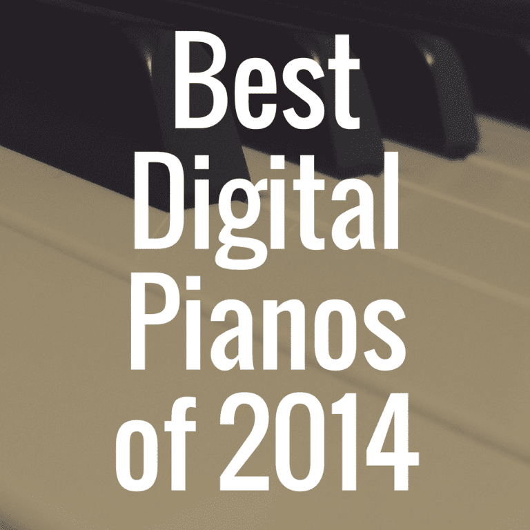 The Best Digital Pianos of 2014